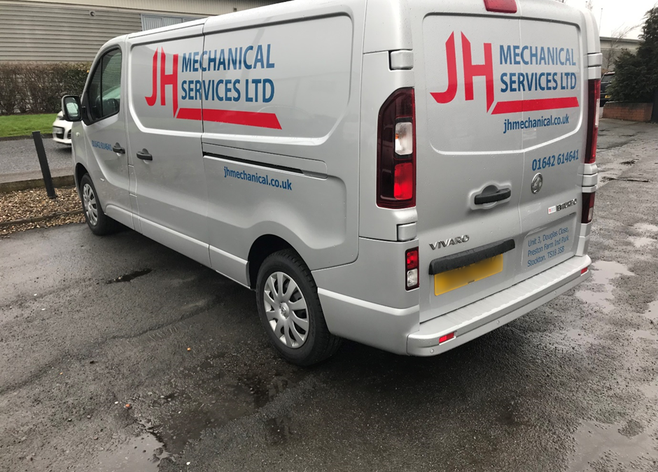 JH Mechanical Services
