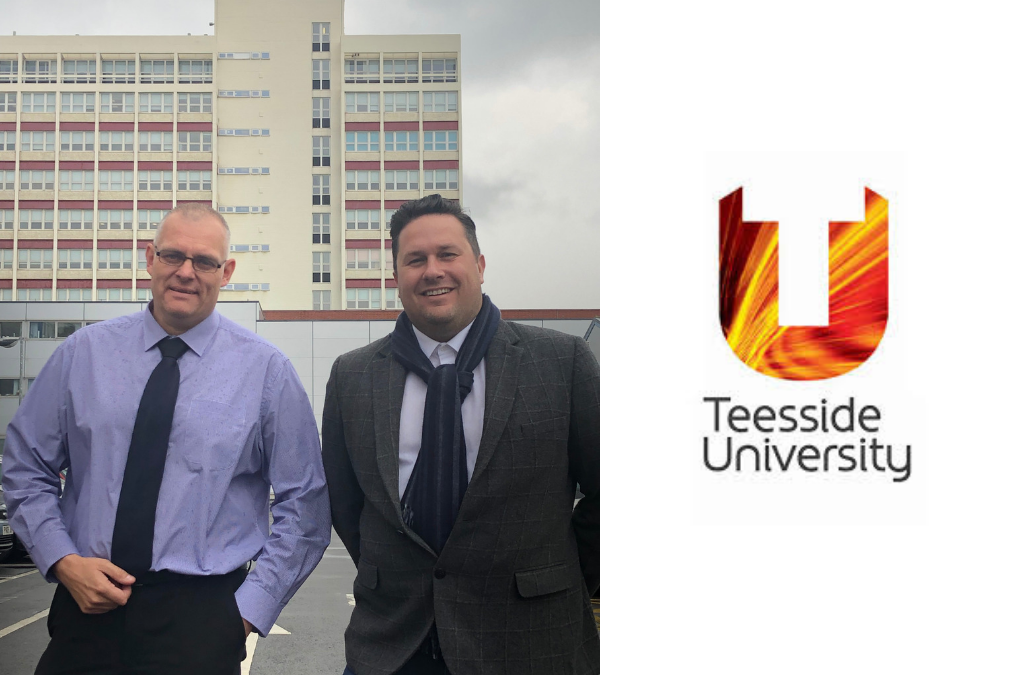 Success in Winning Contracts with Teesside University