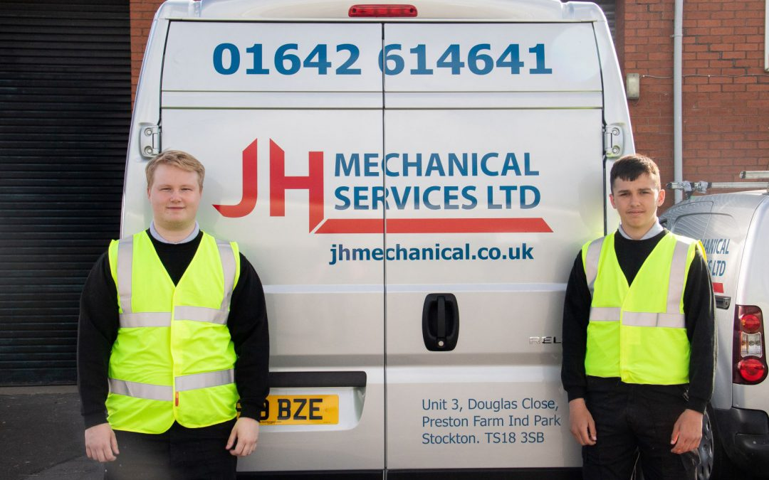 Our Apprentices are the Engineers of the Future!