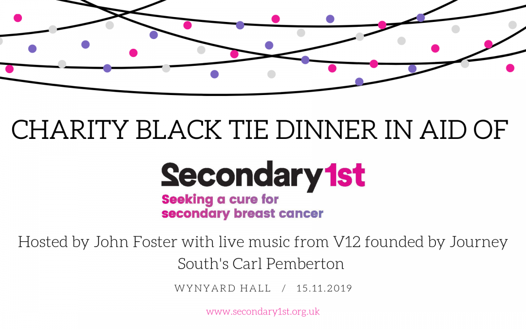 Charity Black Tie Dinner