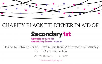 Charity Black Tie Dinner