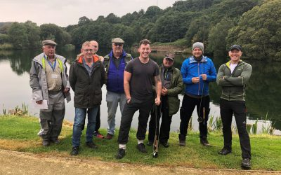Fly Fishing for Help for Heroes