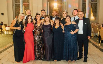 £7,500 Raised at our Charity Black Tie Dinner!