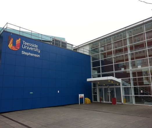 Teesside University: Building Refurbishment