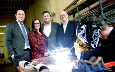 Teesside engineering firm to create new jobs after securing Fire Brigade contract