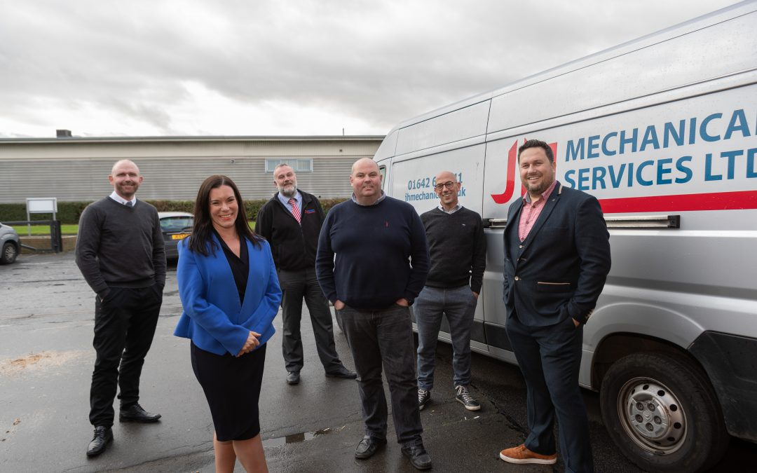 JH Mechanical Services appoints new project management team
