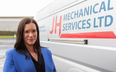 JH Mechanical named in Top 200 UK Female Powered Businesses